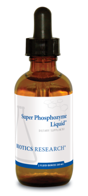 Super Phosphozyme Liquid 60 ml Biotics Research