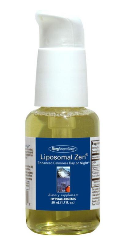 Liposomal Zen®  Allergy Research Group 50 mL