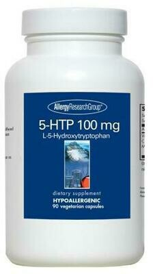5-HTP  100 mg 90 Vegetarian Capsules Allergy Research Group