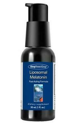 Liposomal Melatonin 30 mL (1.01 fl. oz.)