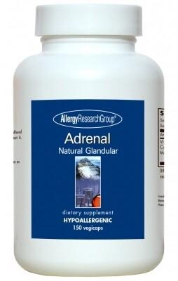 Adrenal 150 Vegicaps