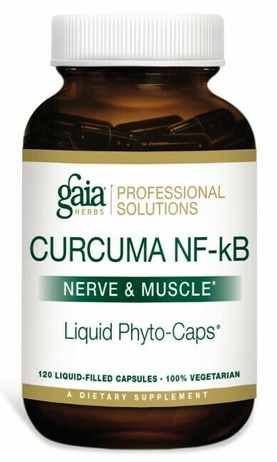 Curcuma NF-kB Nerve & Muscle*