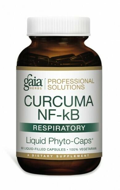Curcuma NF-kB Respiratory*