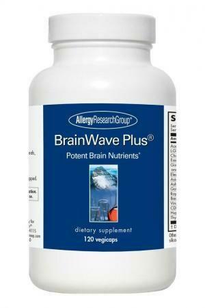 BrainWave Plus 120 Vegicaps Allergy Research Group