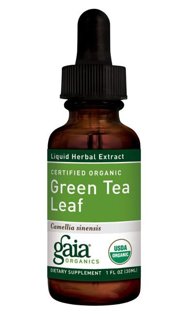 Green Tea, Certified Organic