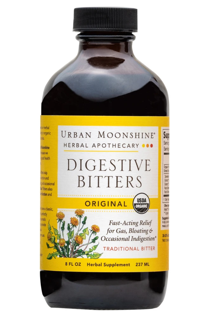 Original Digestive Bitters ,Urban Moonshine 237 ml