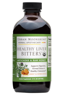 Healthy Liver Bitters,Urban Moonshine 237 ml