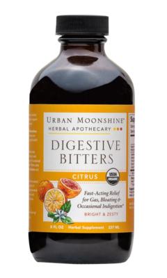 Citrus Digestive Bitters ,Urban Moonshine 237 ml