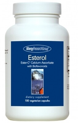 Esterol Ester-C 100 vegetarian Capsules Allergy Research Group