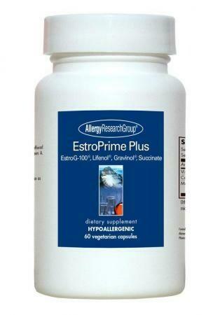 EstroPrime Plus  60 Vegetarian Capsules Allergy Research Group