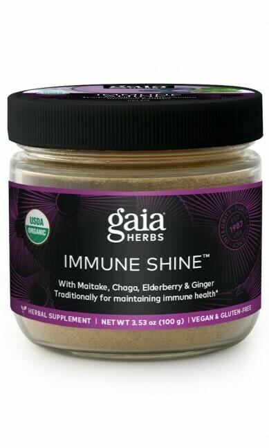 Immune Shine™ Gaia Herbs