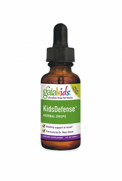 Kids Defense Herbal Drops,Gaia Herbs,