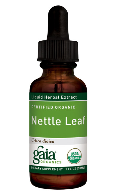 Nettle Leaf, Certified Organic
