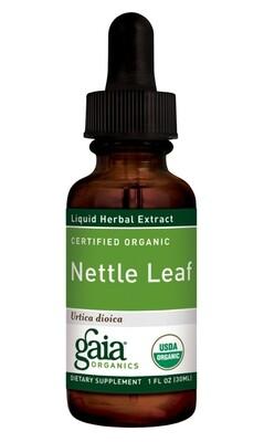 Nettle Leaf, Certified Organic