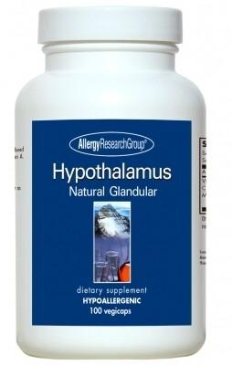 Hypothalamus  100 Vegicaps Allergy Research Group