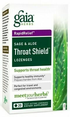Throat Shield Lozenges
