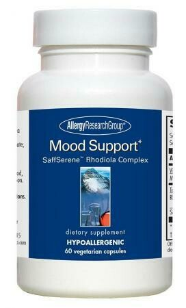 Mood Support* ,Allergy Research Group,60 Vegetarian Capsules