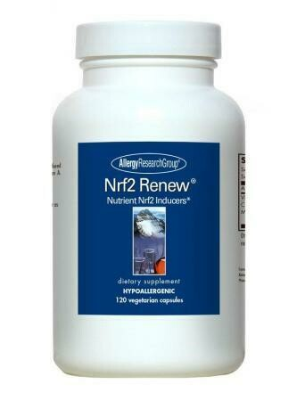 Nrf2 Renew 120 Vegetarian Capsules Allergy Research Group