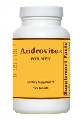 Optimox® Androvite® 180 Tablets