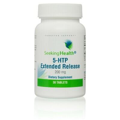 5-HTP EXTENDED RELEASE - 30 TABLETS Seeking Health