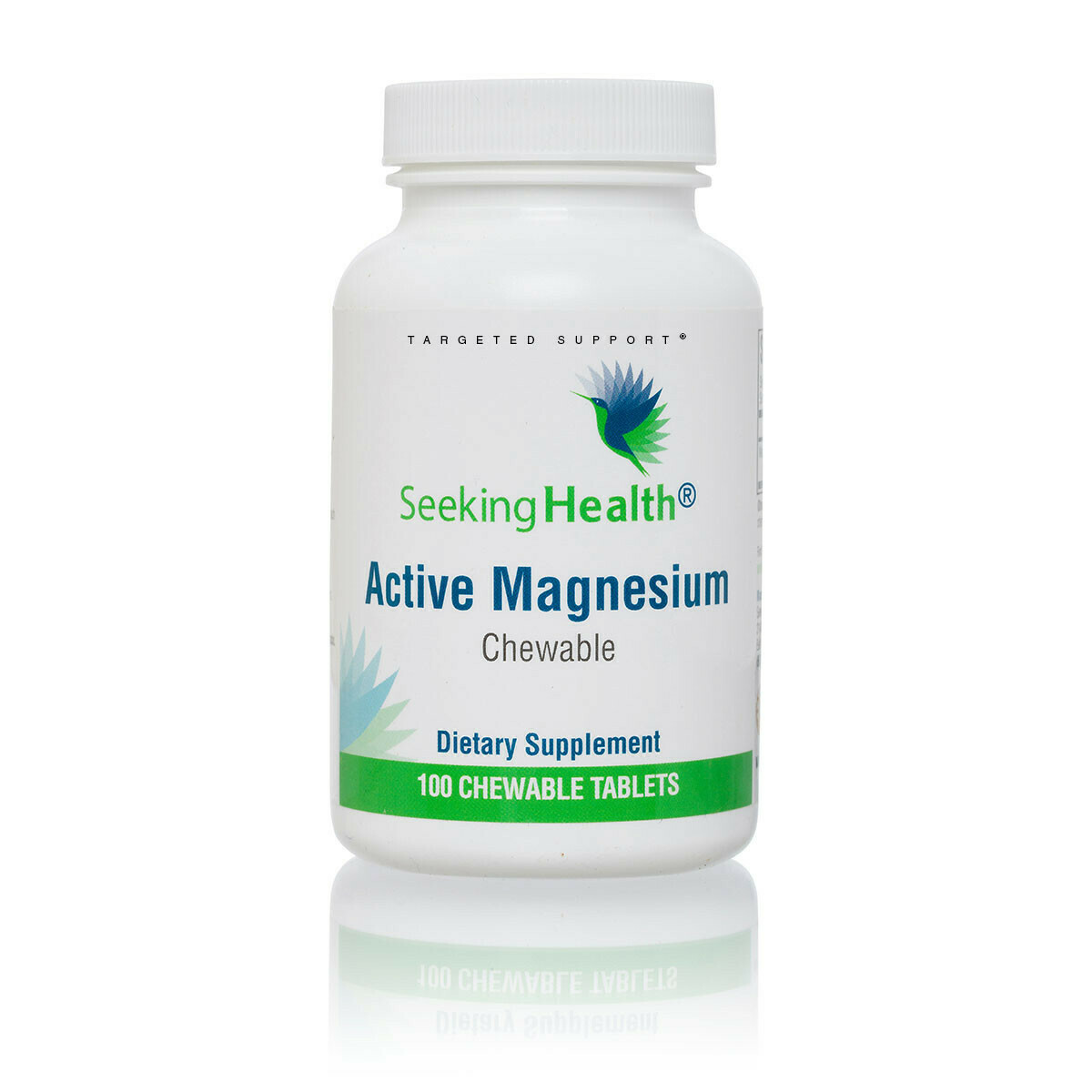 ACTIVE MAGNESIUM CHEWABLE - 100 TABLETS