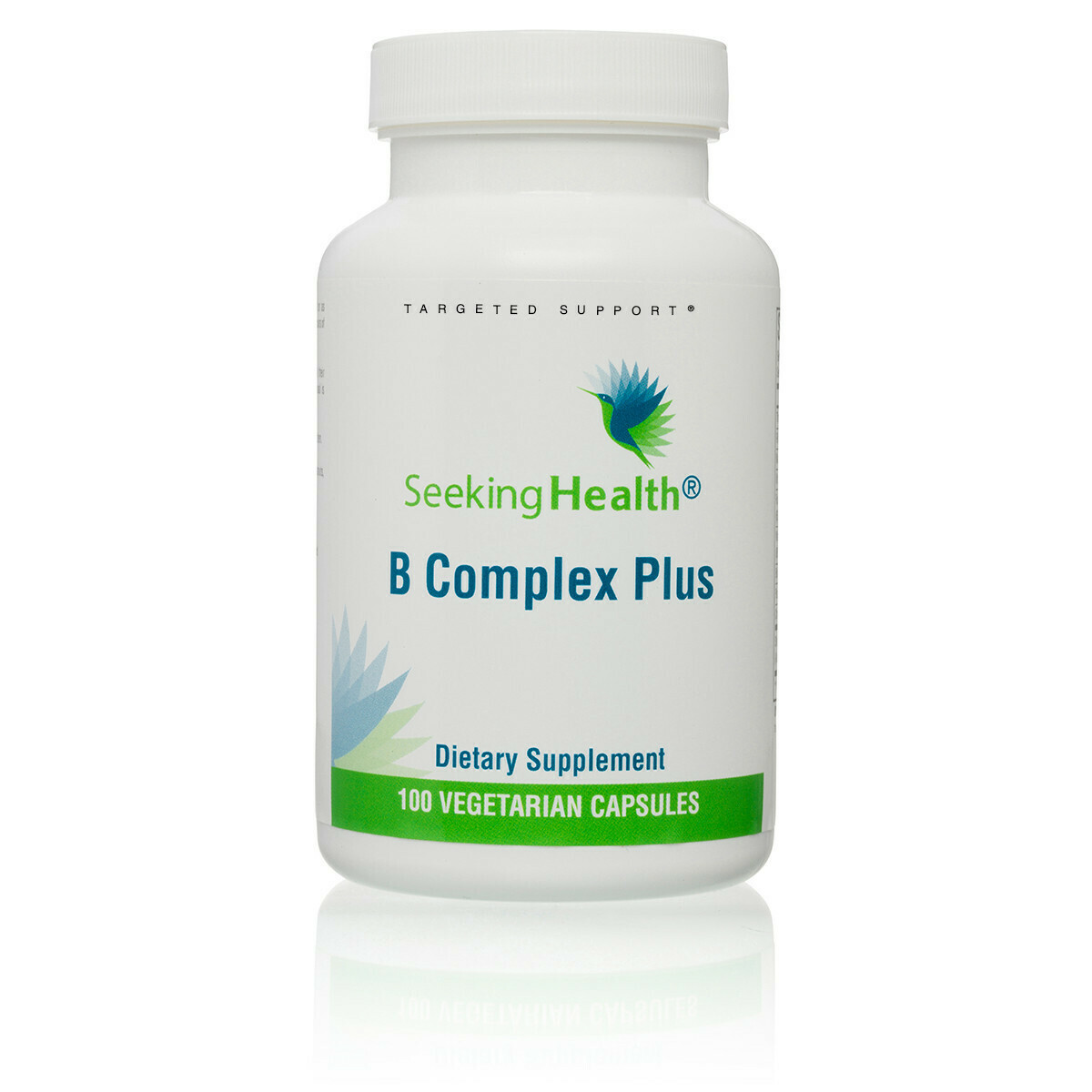 B COMPLEX PLUS - 100 CAPSULES Seeking Health