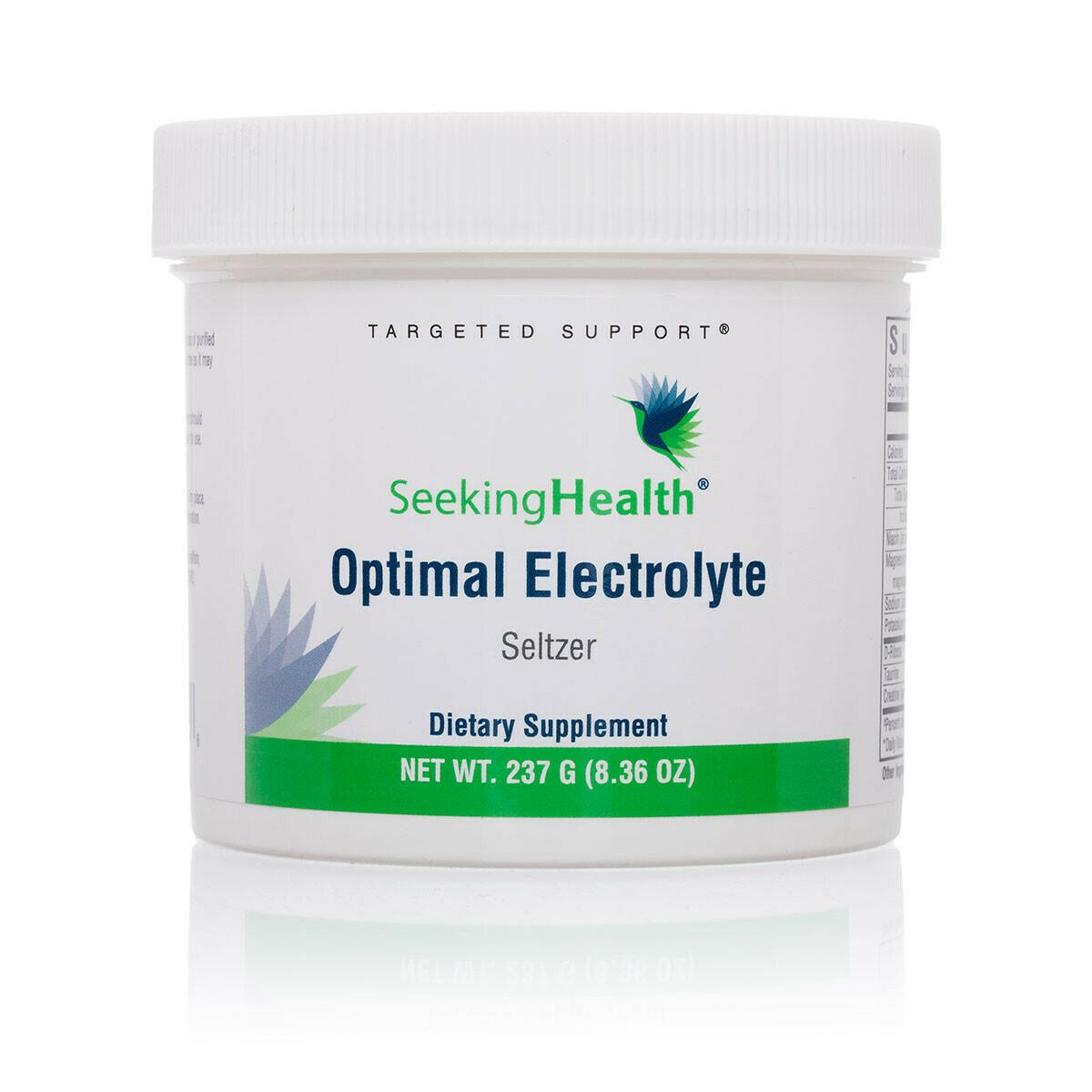 OPTIMAL ELECTROLYTE SELTZER - 30 SERVINGS