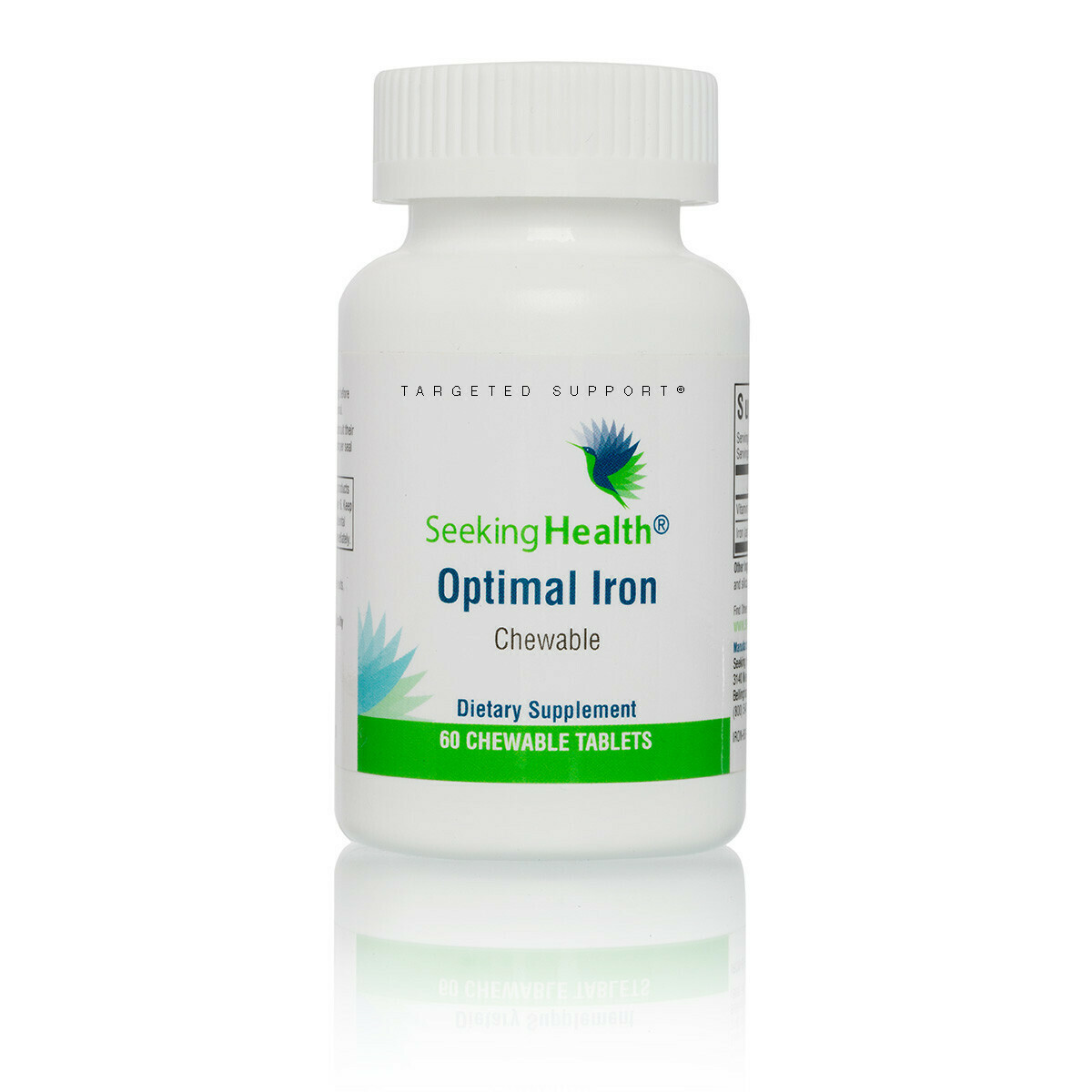 OPTIMAL IRON CHEWABLE - 60 TABLETS
