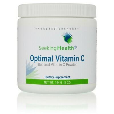 OPTIMAL VITAMIN C POWDER  114 gr 36 SERVINGS Seeking Health