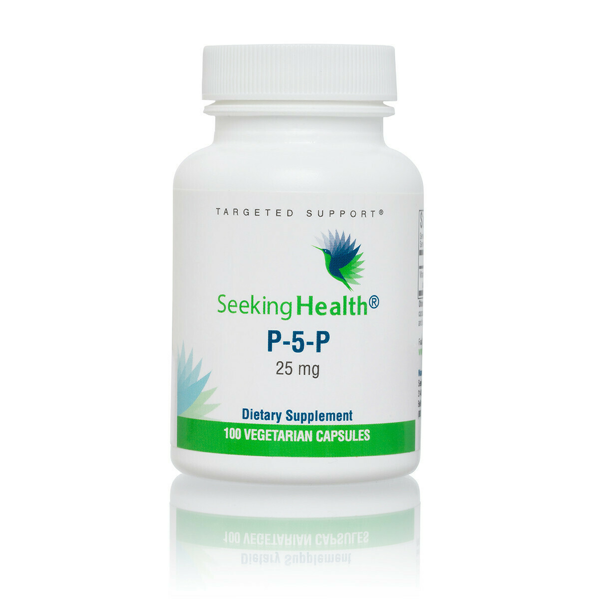 P-5-P (PYRIDOXAL 5-PHOSPHATE) 100 CAPSULES Seeking Health