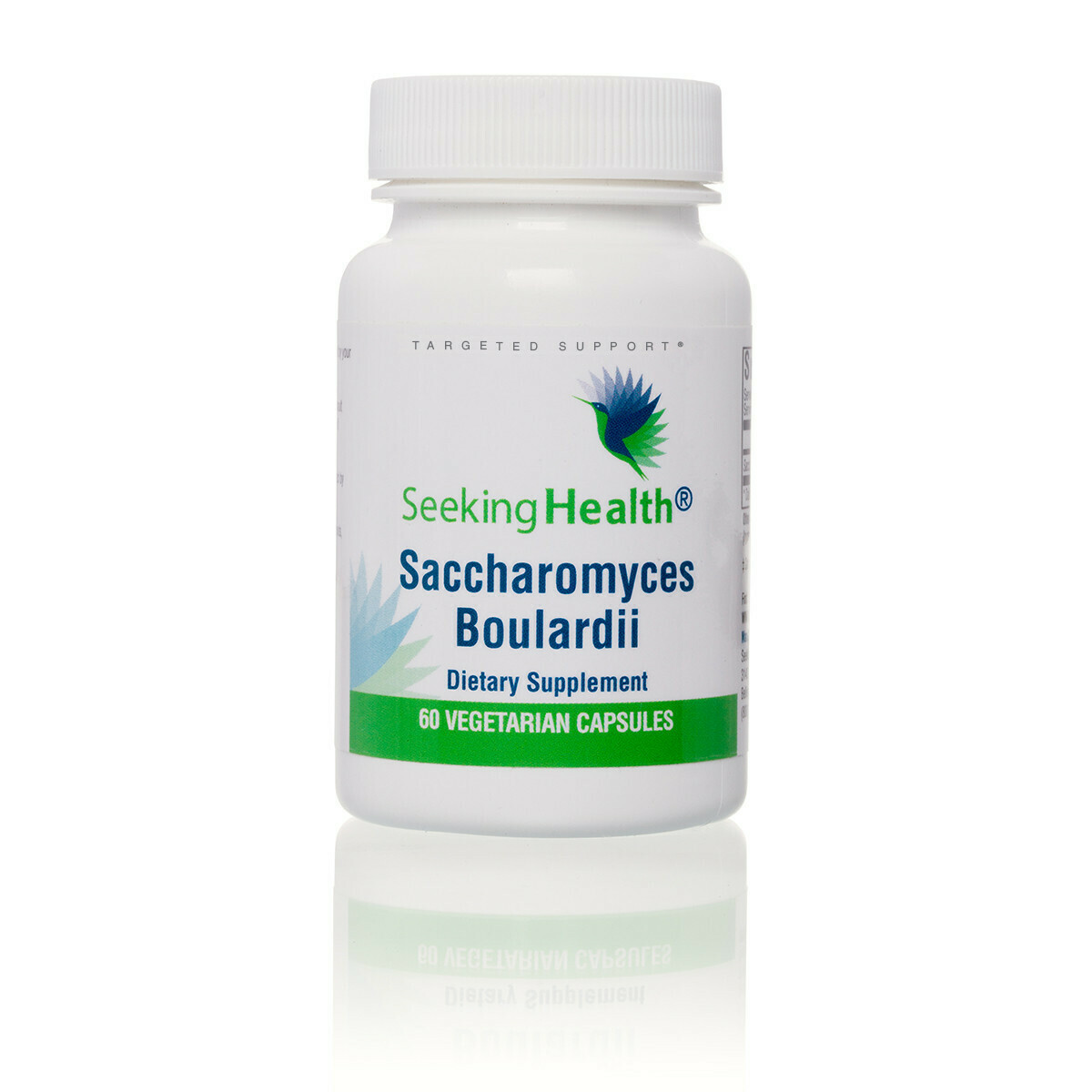 SACCHAROMYCES BOULARDII - 60 CAPSULES  Seeking Health