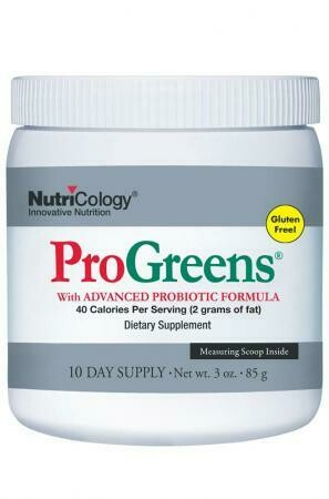 ProGreens® 10 Day Supply ,Allergy Research Group ,3 oz. (85 g)