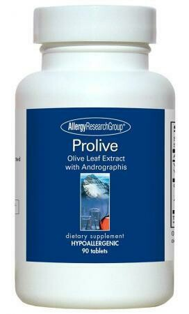 Prolive,Allergy Research Group , 90 Tablets