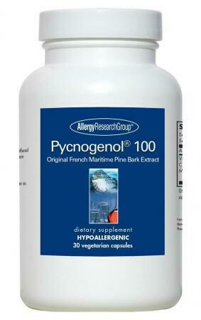 Pycnogenol® 100,Allergy Research Group , 30 Vegetarian Capsules