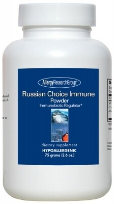 Russian Choice Immune®,Allergy Research Group, 75 grams Powder