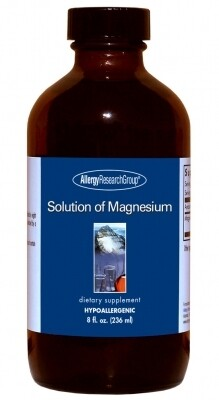 Solution of Magnesium 236 mL Allergy Research Group