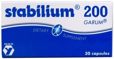 Stabilium 200 Garum Armoricum 30 Capsules Allergy Research Group