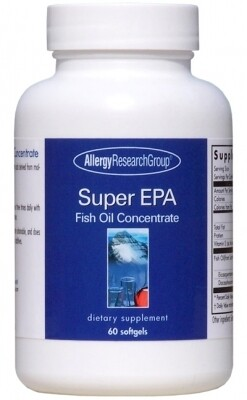 Super EPA,Allergy Research Group,60 capsules