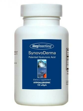 SynovoDerma 150 Softgels Allergy Research Group