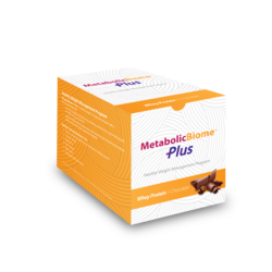 METABOLICBIOME  PLUS 7-DAY KIT - WHEY PROTEIN CHOCOLATE Biotics Research