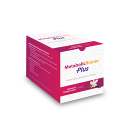 MetabolicBiome™ Plus 7-Day Kit - Hydrolyzed Collagen Protein Vanilla Biotics Research