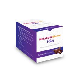 METABOLICBIOME™ PLUS 7-DAY KIT - ORGANIC PEA PROTEIN CHOCOLATE