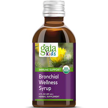 Bronchial Wellness for Kids (formerly Cough Syrup with Honey and Lemon)