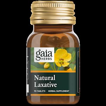 Натуральное слабительное Gaya herbs 90 капсул
