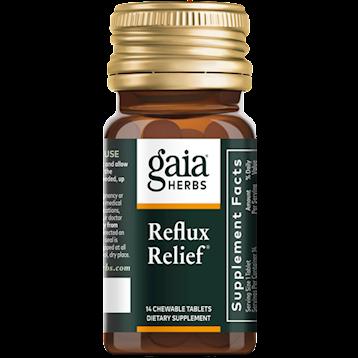 Reflux Relief ,Gaya Herbs 14 capsules