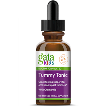 Tummy Tonic Herbal Drops