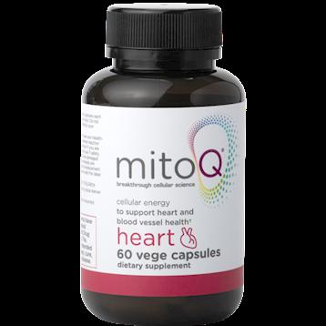 MitoQ Heart 60 vegcaps