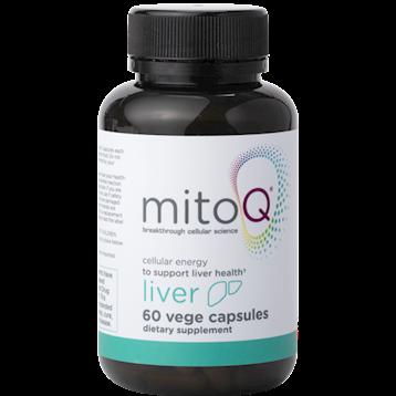 MItoQ Liver 60 vegcaps