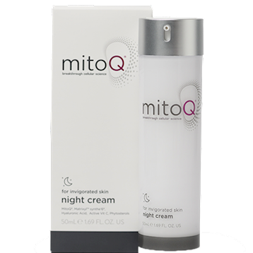 MitoQ Night Cream 1.69 fl oz