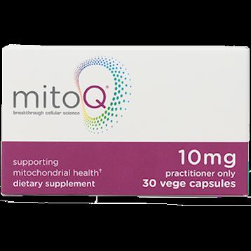 MitoQ 10 mg 30 vegcaps